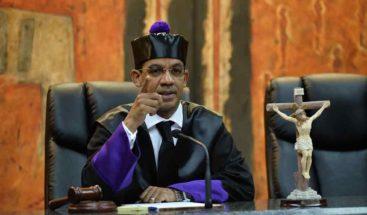 Juez Ortega rechaza objeción se oponía a que mencionen a Reinaldo Pared