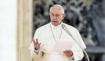 Papa dice que no hay condiciones para mediar crisis en Venezuela