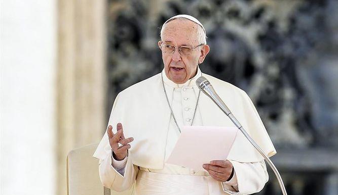 El papa advertirácontra las armas nucleares