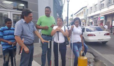 Agrupaciones de discapacitados agradecen medidas de alcaldía Santiago