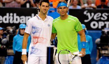 Nadal y Djokovic encabezan terna de aspirantes a ganar el Abierto de Miami