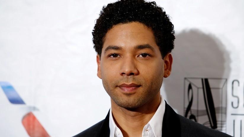 Actor denuncia un ataque racista en su contra y ahora sospechan que él lo organizó