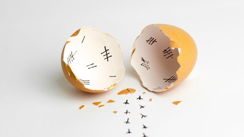 El huevo más popular del mundo publica nueva foto y resulta ser publicidad