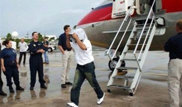 Deportan a RD 95 dominicanos de diferentes cárceles estadounidenses