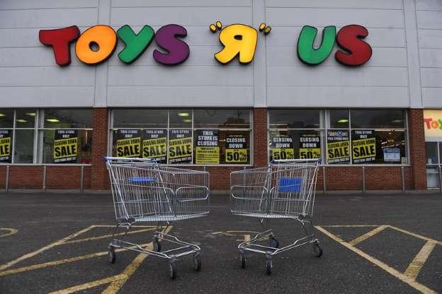 Juguetera Toys'R'Us vuelve a abrir en EEUU bajo una nueva matriz, Tru Kids