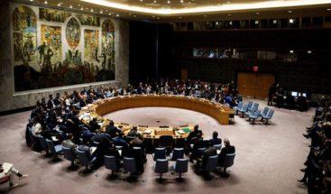 EE.UU. y Rusia impulsan resoluciones contrarias sobre Venezuela en la ONU