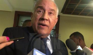 Andrés Bautista considera perversa acusación del Ministerio Público en su contra