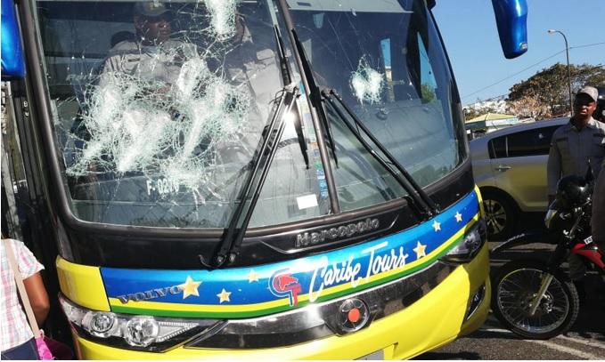 Caribe Tours lamenta incidente donde falleció joven