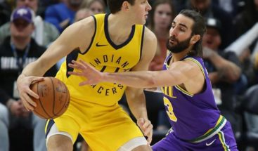 Bogdanovic encabeza el ataque ganador de Pacers