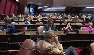 Diputados aprueban en dos lecturas proyecto de ley de Régimen Electoral