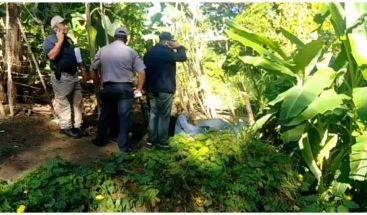 Hallan dos hombres muertos con impactos de bala en La Vega