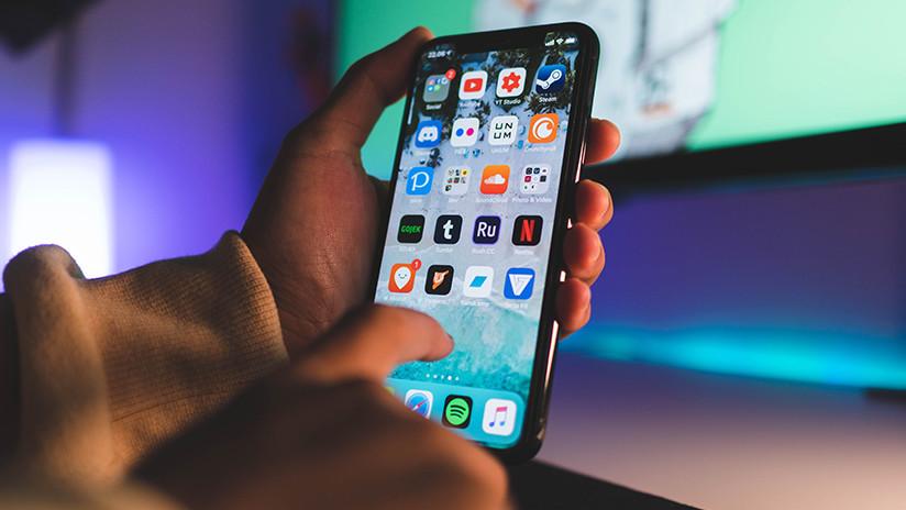Aplicaciones de iPhone graban la pantalla de los usuarios en secreto