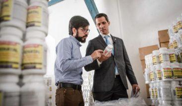 Guaidó asegura que ya fue entregado primer cargamento de ayuda Venezuela