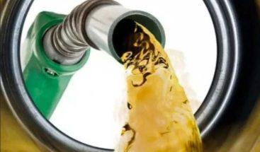 Suben algunos precios de los combustibles
