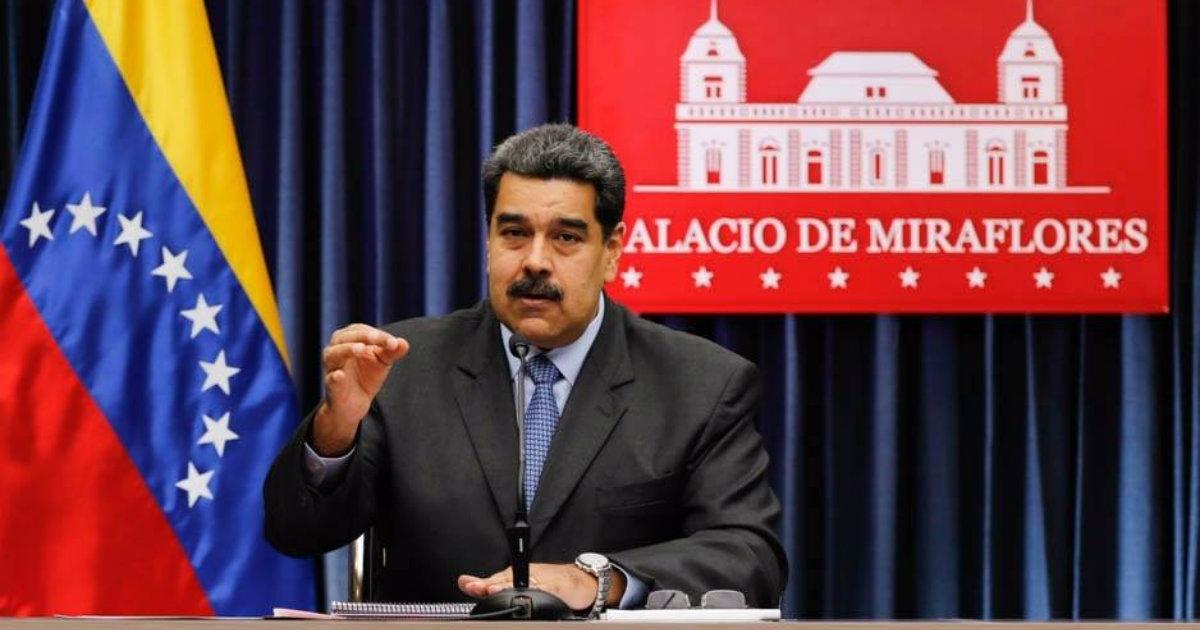 Las recomendaciones de Maduro para el apagón: radio, pilas, velas y linterna