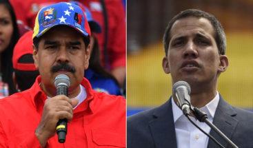 Maduro a Guaidó: