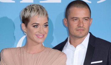 Katy Perry y Orlando Bloom ¡anuncian su compromiso!