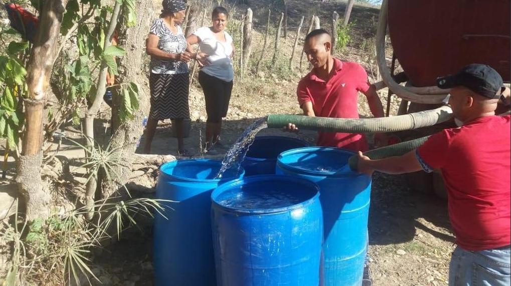 Gustavo Montalvo va a La Sierra por efectos sequía