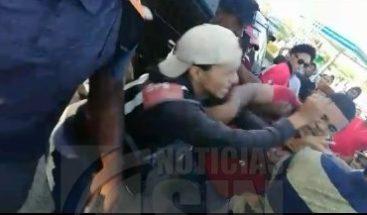 Multitud lincha presunto atracador cuando éste intentó robar un motor
