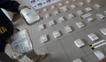 Perú supera su récord de incautación de drogas con 66 toneladas en 2018