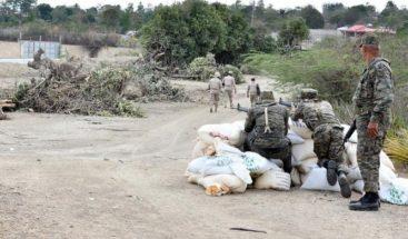 Piden extender la verja perimetral que se construye en Elías Piña tras enfrentamiento