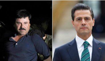 """El Chapo"" Guzmán demanda a Peña Nieto"
