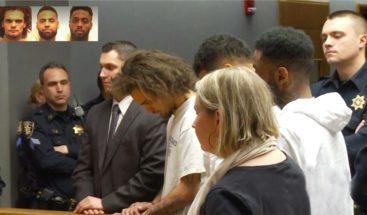 Acusan formalmente a presuntos secuestradores de una familia dominicana en Providence