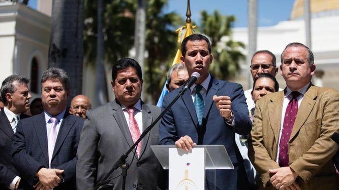 Piden a Guaidó que nombre representante en la ONU como hizo en varios países