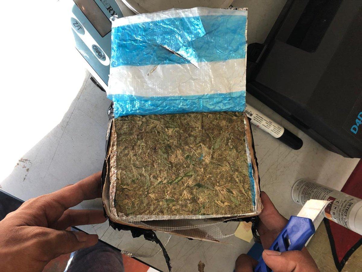 Ecuador se incauta de 644.000 dosis de marihuana que pretendían llegar a Perú