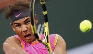 Rafael Nadal, a cuartos de final
