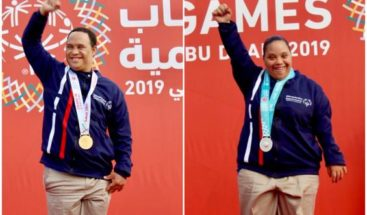 RD logra medalla de oro y plata en Olimpíadas Especiales