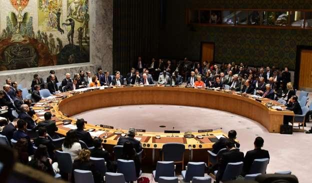 Rusia y China vetan en la ONU la resolución de EE.UU. para Venezuela