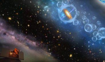 Descubiertos en el universo primitivo 83 agujeros negros supermasivos