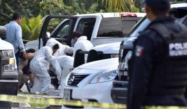 Choque armado entre bandas rivales en Cancún deja tres muertos y un herido