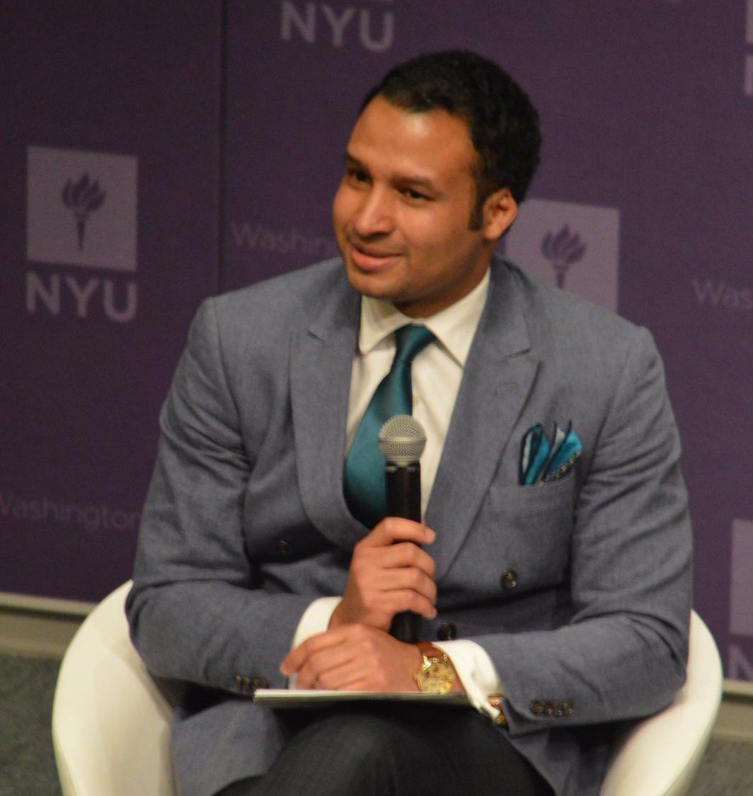 Geovanny Vicente Romero nominado a los Napolitan Victory Awards en Washington, DC