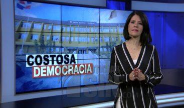 Costosa democracia