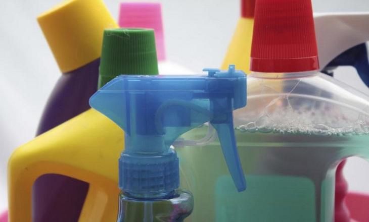 Los productos químicos del hogar pueden afectar a la fertilidad masculina, según estudio