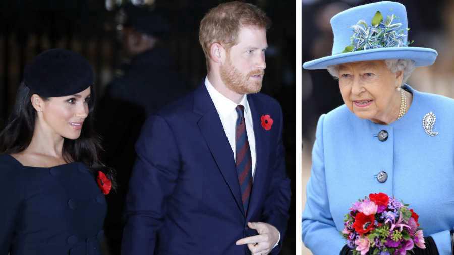 Isabel II no autoriza a los duques de Sussex tener una corte independiente