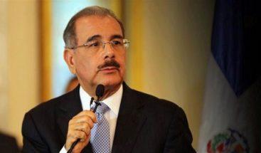 Presidente Danilo Medina lamenta muerte de Chicho Sibilio