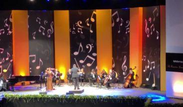 """Refidomsa celebra aniversario de su fundación con el concierto """"La canción lírica dominicana"""""""