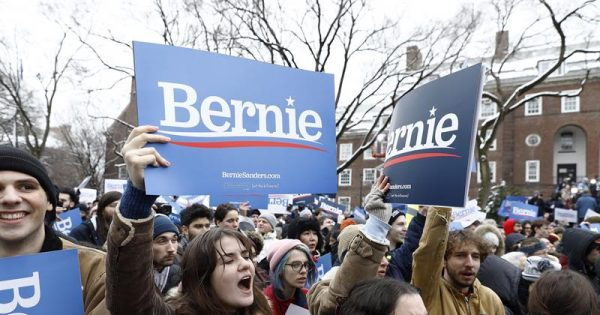 Sanders comienza campaña electoral contra Trump, la
