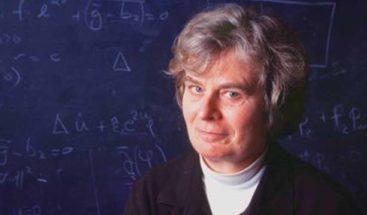 Karen Uhlenbeck, primera mujer que gana el considerado