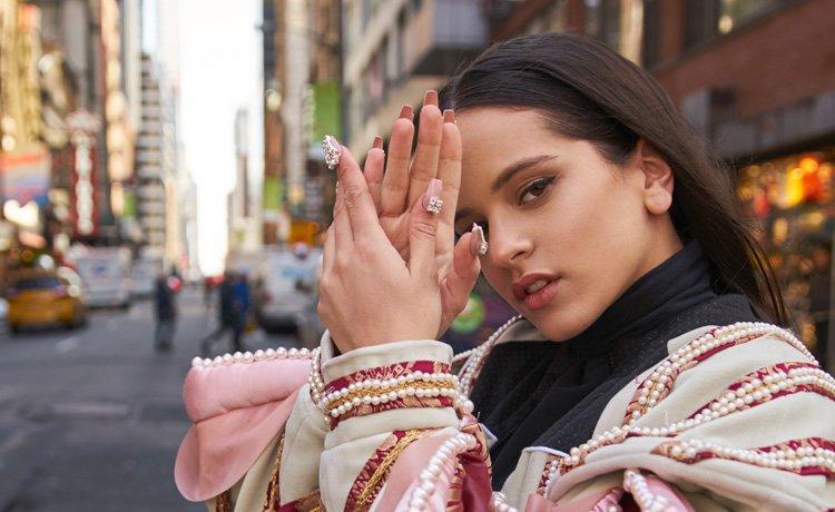 Rosalía, consciente de su altura en el inicio de su primera gira mundial