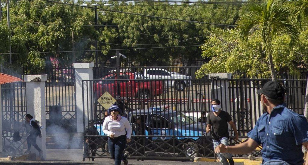 EE.UU. recomienda evitar autopistas de Managua ante posibles disturbios