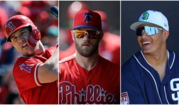 Los contratos más lucrativos en la historia de MLB