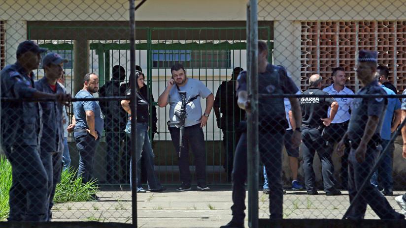 Detenido tercer joven acusado de participar en masacre en escuela de Brasil