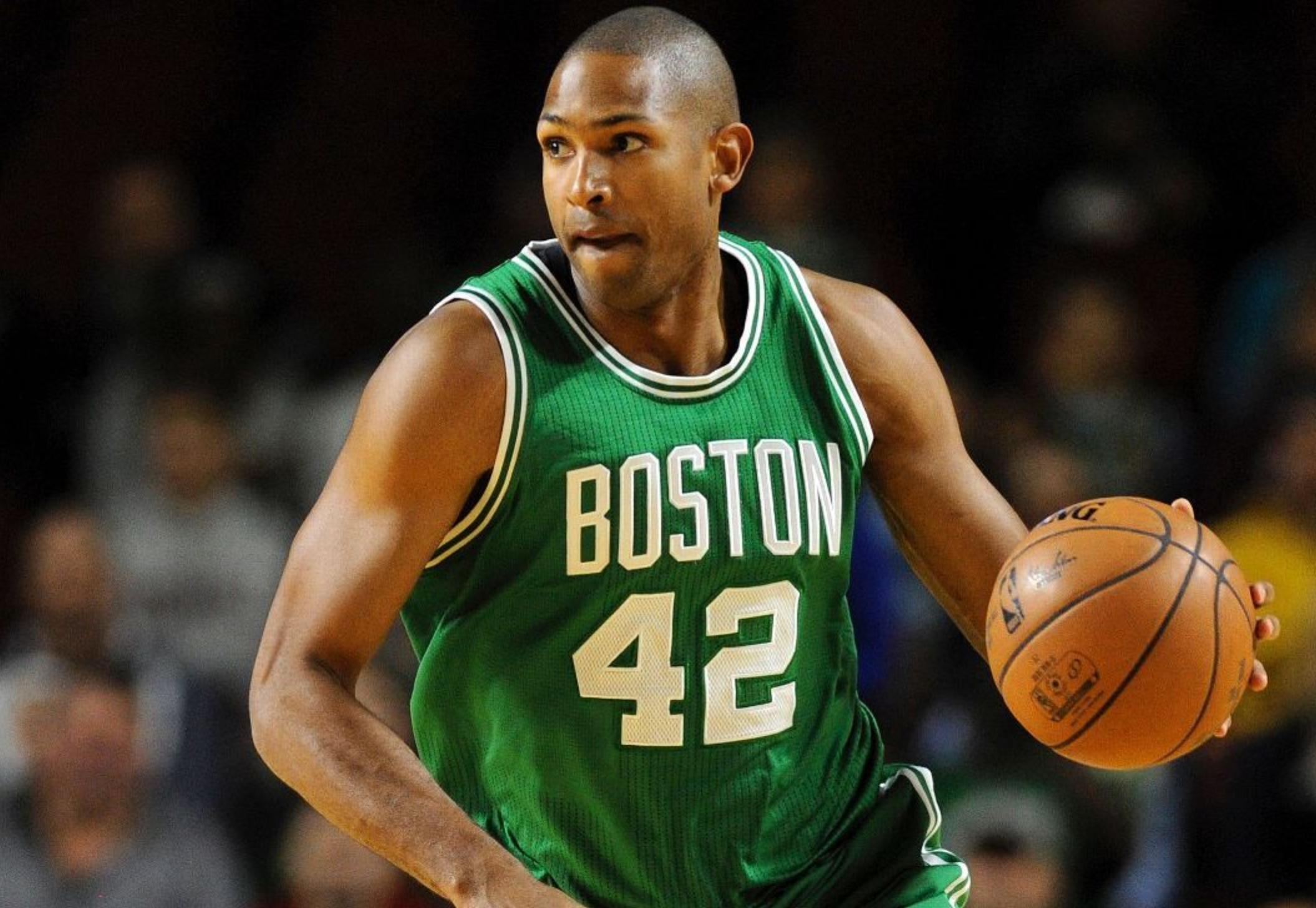 Horford evita la quinta derrota seguida de los Celtics 107-96