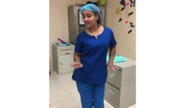 Dinámica del personal médico del Ney Arias Lora con pacientes enciende las redes sociales
