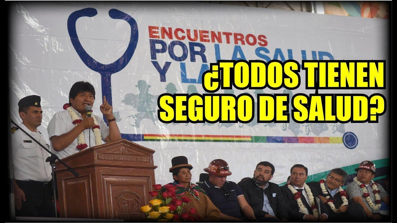 Bolivia plantea un chequeo de salud obligatorio en el día del cumpleaños