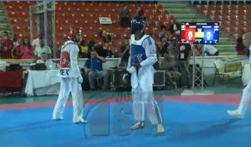 República Dominicana cierra con oro en AbiertoG-1 de Taekwondo